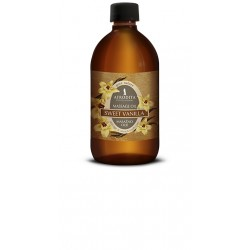 Afrodita, Sweet Vanilla - olejek do masażu 500 ml