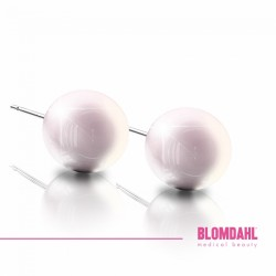 Blomdahl, Pearl Light Rose 8 mm SFJ