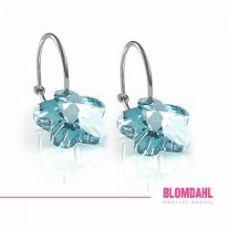 Blomdahl, Czysty tytan medyczny, Flower Aquamarine SFJ