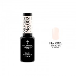 Victoria Vynn - Lakier hybrydowy GEL POLISH COLOR Flawless White nr 001 - 8 ml