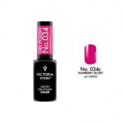 Victoria Vynn - Lakier hybrydowy GEL POLISH COLOR Flawless White nr 001 - 8 ml